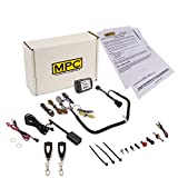 long range remote start kit - MPC Complete 1-Button Long Range Remote Start Kit with T-Harness for 2005-2007 Chrysler 300 - Firmware Preloaded