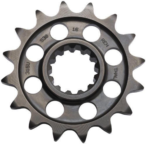Renthal UL Front Sprocket 520-16T for Yamaha YZF R6 99-05