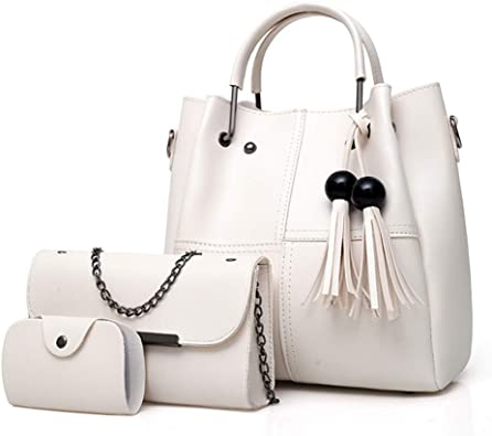 Bolso de cuero de la Pu de moda bandolera grande para mujer plata chica mensajero mano señoras Bolsos Bolso de viaje