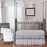 Marshmallow 3 Piece Crib Bedding Set