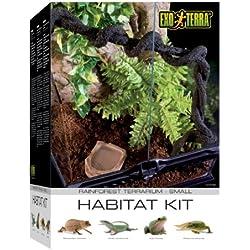 Exo Terra Rainforest Habitat Kit (includes PT2602) - Small