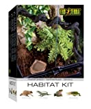 Exo Terra PT2602 Rainforest Habitat Kit, Small