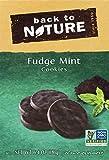 Back to Nature Cookies - Fudge Mint - 6.4 oz