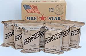 MRE Star with flameless heaters