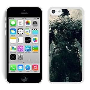 Dark Souls II White Cool Customized Design iPhone 5C Case