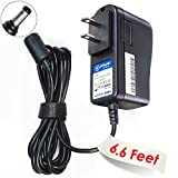 T-Power ( TM ) Ac Dc adapter for Brother P-Touch PT-D200 PTD200 PT-D200VP PT-D210 BRTPTD210 PTD210 Label Maker / AD-24 AD-24ES AD-20 or AD-30 P-Touch Label Maker Replacement (AD-24) switching power supply cord charger wall plug spare
