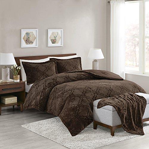 Warm comforter for winter 5 piece queen bedroom set under 500