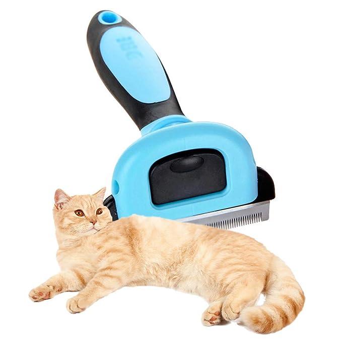 GODGETS Cepillo para Mascotas, Perros y Gatos Cepillo de Limpieza ...