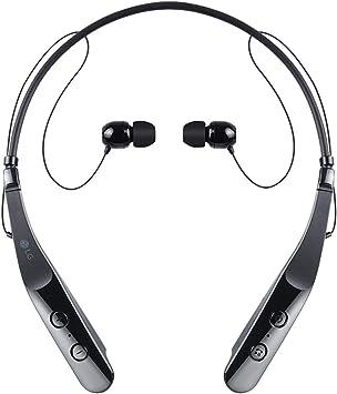 Amazon Com Lg Tone Triumph Hbs 510 Wireless Bluetooth Headset Black