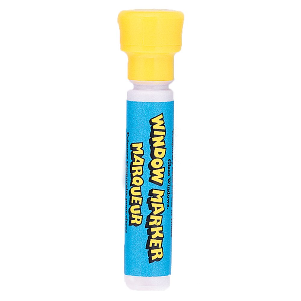 Yellow Window Marker