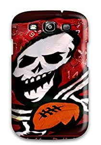 Faddish Phone Tampaayuccaneers Case For Galaxy S3 / Perfect Case Cover