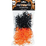 Plastic Spider Rings (125 Count)