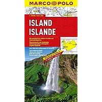MARCO POLO Länderkarte Island 1:750.000 (MARCO POLO Länderkarten)