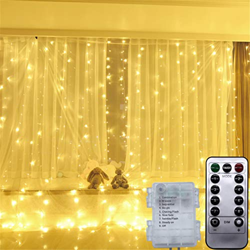 Led Curtain Lights Target in US - 6