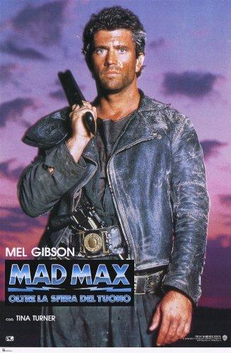 Amazon com: Mad Max Beyond Thunderdome Poster Movie Italian