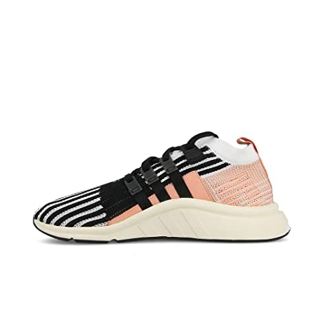 100% authentic d63cd f0282 Amazon.com adidas EQT Support Mid Adv Primeknit (Cloud WhiteTrace Pink)  Mens Shoes AQ1048 Sports  Outdoors