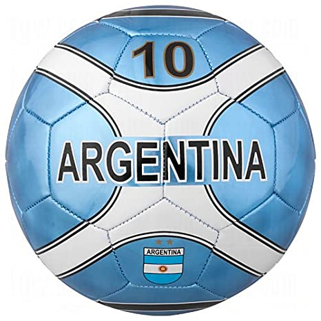 Amazon.com   Vizari Country Series Soccer Ball - Argentina 675be2afb1af