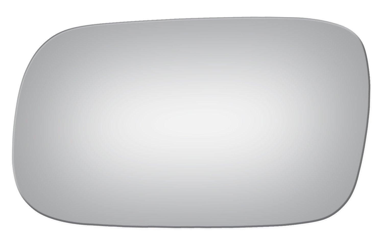 Burco CM202 Redi corte izquierda conductor espejo de repuesto cristal para 2003 - 2011 Saab 9 - 3 y 2003 - 2009 Saab 9 - 5: Amazon.es: Coche y moto