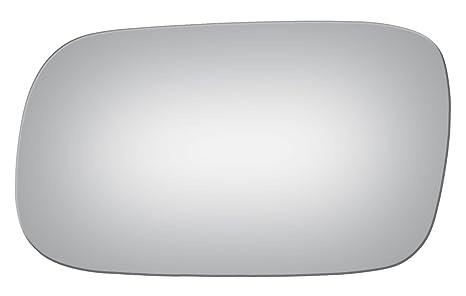 Burco CM202 Redi corte izquierda conductor espejo de repuesto cristal para 2003 – 2011 Saab 9