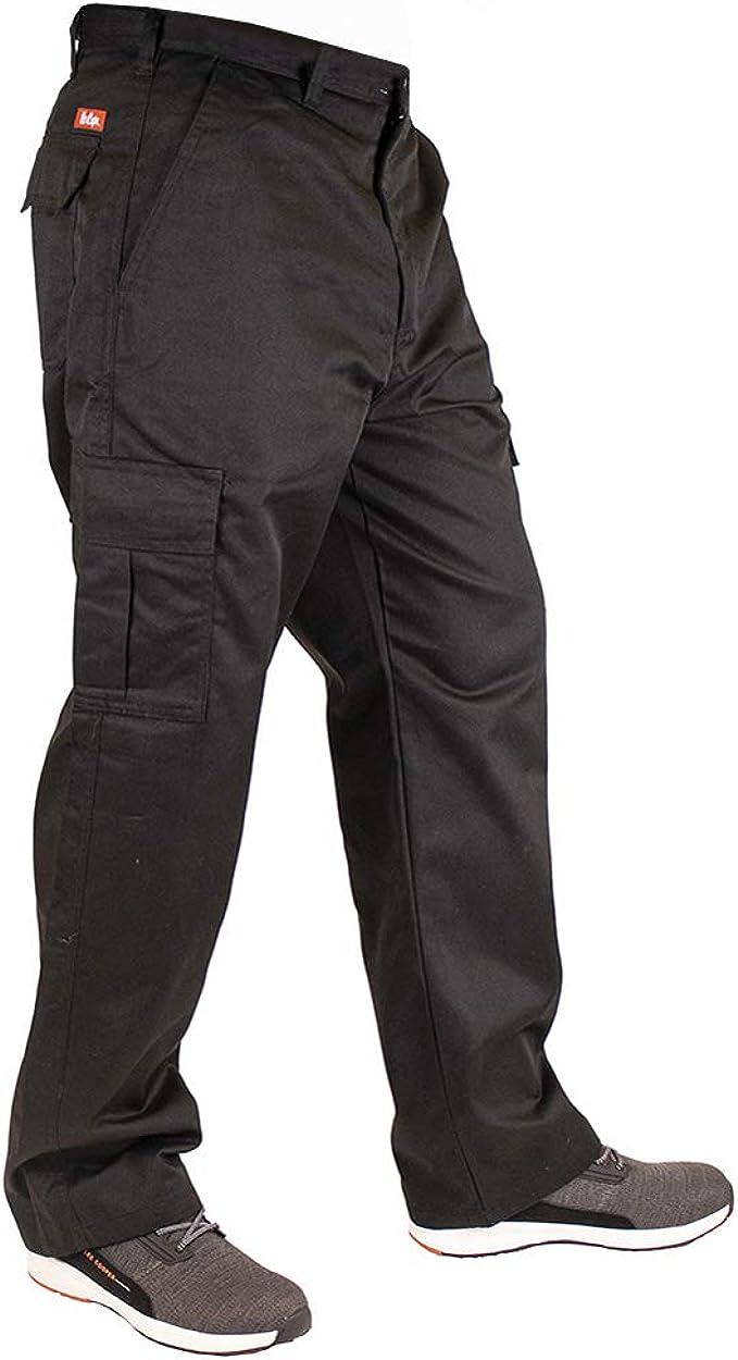 Lee Boys Sport Drawstring Cargo Pant