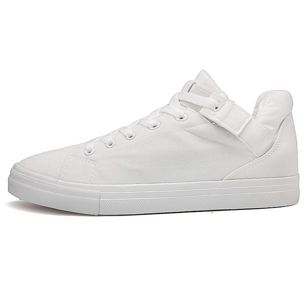 jisiapooow Canvas Shoes Mens Autumn Mens Shoes high-top Sneakers