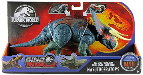 Jurassic World Dual Attack Nasutoceratops