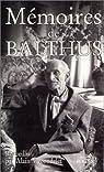Mémoires de Balthus par Vircondelet