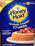 Honey Maid Graham Cracker Crumbs (13.5-Ounce Box)