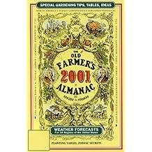 The Old Farmer's Almanac 2001