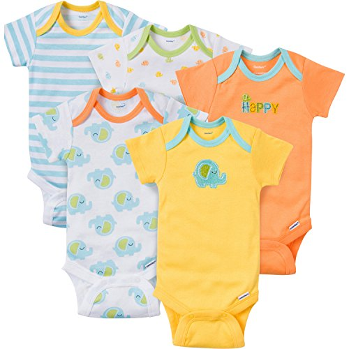 Gerber Baby Boys Pack Onesies