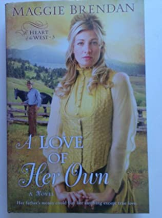 book cover of Love of Her Own