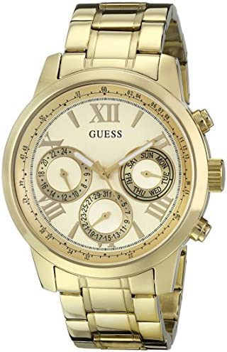 GUESS Women s Stainless Steel Classic Bracelet Watch