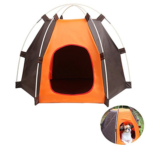 On Sale Portable Pet Tent Outdoor Waterproof Dog House Summer