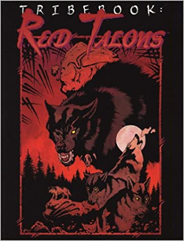 Tribebook: Red Talons: White Wolf Publishing: 9781588463098: Amazon.com:  Books