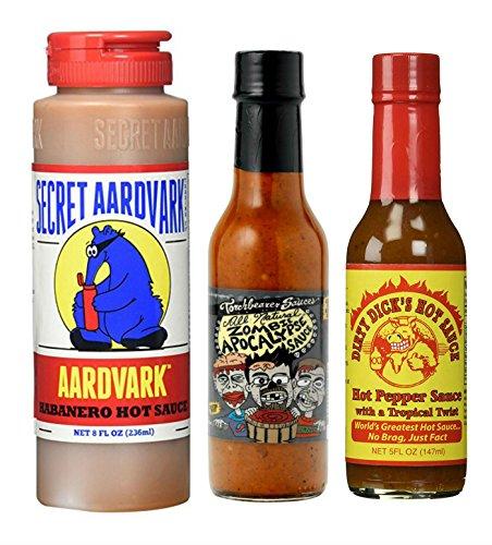 zombie hot sauce - 8