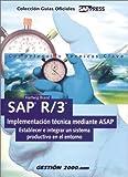 SAP R/3 Implementacion Tecnica Mediante ASAP, Hartwig Brand, 8480885548