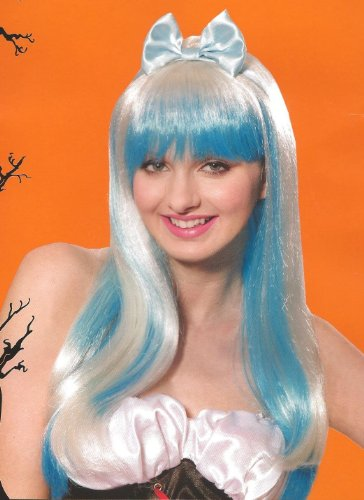Fairy Fanciful Swirl Wig -