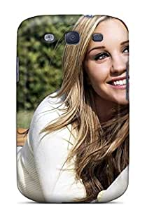 Mwaerke Case Cover Protector Specially Made For Galaxy S3 Amanda Bynes Wide