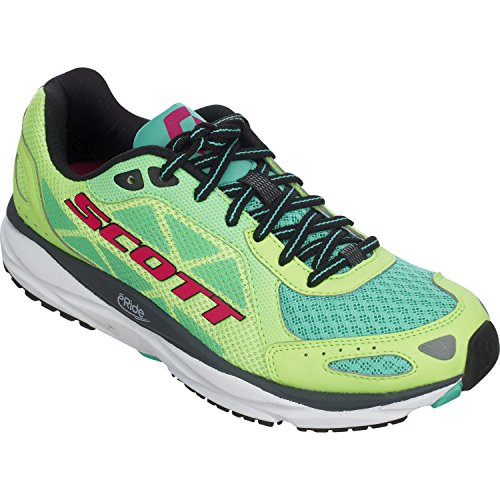 Scott Shoe Ws Palani Trainer green/pink SAMPLE 8.5 US green/pink