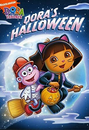 Amazon Com Dora The Explorer Dora S Halloween Marc Weiner