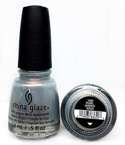 China Glaze Nail Polish-Pearl Jammin' 83620