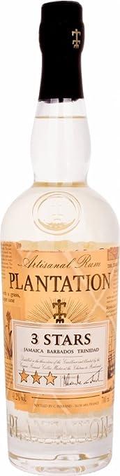 Plantation 3 Stars 9-PN-004-41 Plantation Ron - 700 ml ...