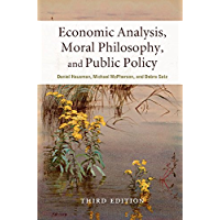 Economic Analysis, Moral Philosophy, and Public Policy (English Edition)