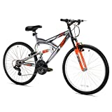 KENT Men's Northwoods Z26'' 21-Speed Bicycle