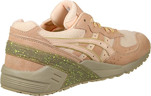 Apricot Sight Bleached Gel Asics Donna Sneakers qZwtna