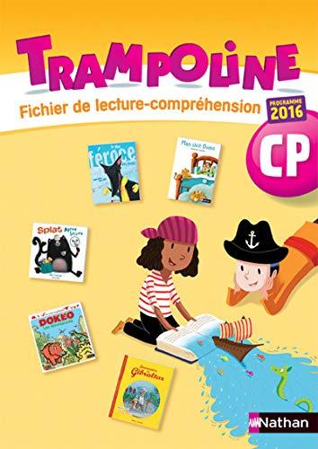 Price comparison product image Français CP Méthode de lecture Trampoline : Fichier de lecture-compréhension