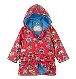 Hatley Kids Baby Boy's Monster Trucks Raincoat