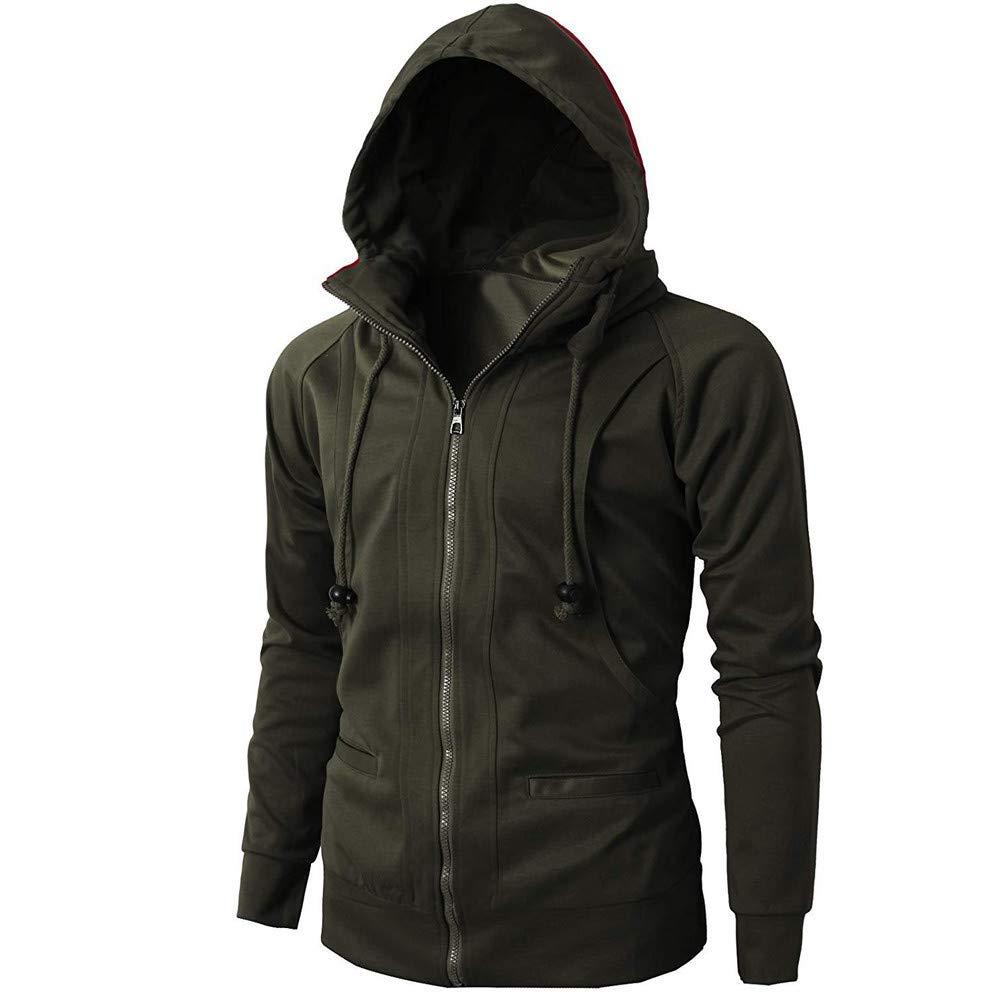 CieKen Mens Casual Winter Cotton Military Jackets Outdoor Coat Windproof Windbreaker Mens Coats