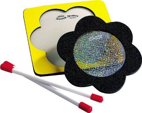REMO SOUND SHAPE Set, Flower, 6.75