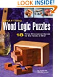 Crafting Wood Logic Puzzles: 18 Three...